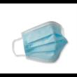 Háromrétegű, egyszer használatos védőmaszk
