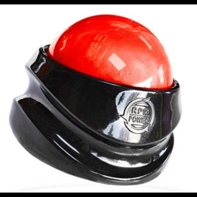 Powerball masszírozó roller, piros