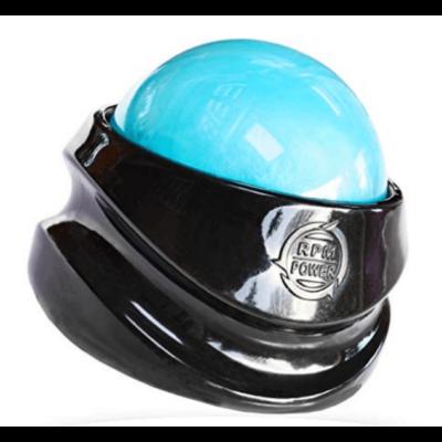 Powerball masszírozó roller, türkiz