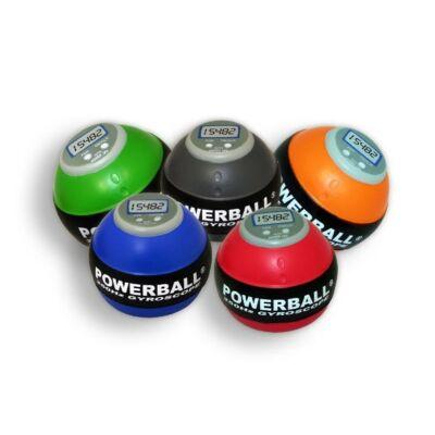 Powerball Stresszlabda  piros